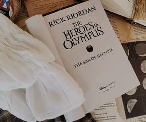 book, books, and rick riordan image