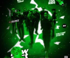 amino, stray kids, and kpop edit image