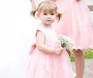 bridal, weddings, and pink theme image