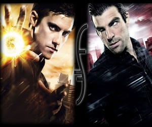 heroes, peter petrelli, and sylar image
