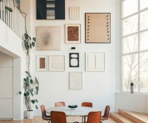 beige, black, and home image