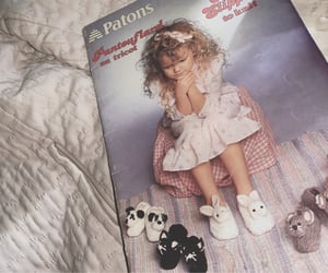 80s, girl, and vintage image