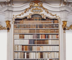 book, decoration, and library image