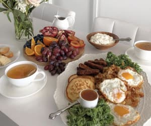 breakfast, food, and brunch image