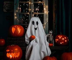 fantasma, Halloween, and ghost image