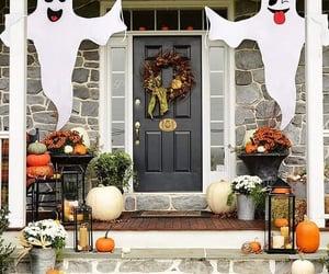 decoracion, hogar, and truco o trato image
