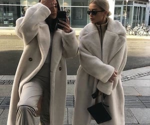 fashion, friendship, and outfits image