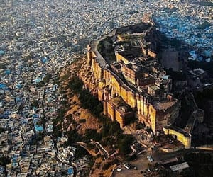 india, rajasthan, and jodhpur image