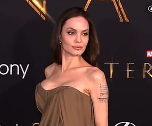 Angelina Jolie and eternals image