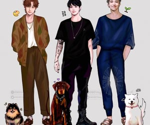 style, jungkook, and hermoso image