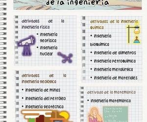 illustration, apuntes, and ingenieria image