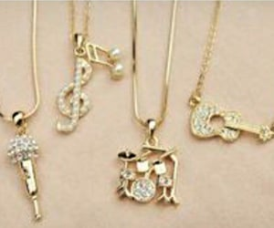 charms, jewelry, and musiccharms image