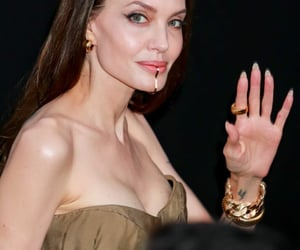 Angelina Jolie, beauty, and eternals image