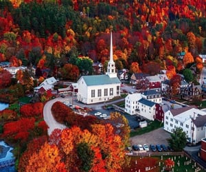 autumn, places, and arquitectura image