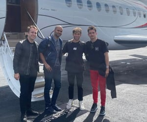 charles, formula1, and friends image