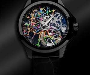 watches, wrist watch, and luxury watch image