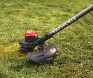 diy, string trimmer, and textpara image