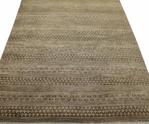home decorating, contemporary rugs, and brown color image