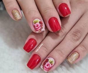 manicure, pedicure, and unhas decoradas image
