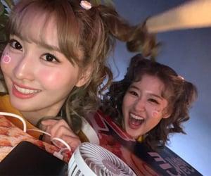 girls, sana, and jihyo image