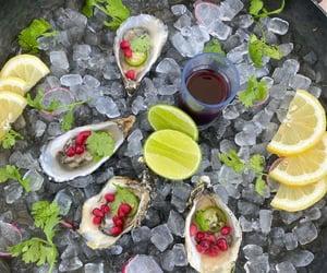 lime and seafood image