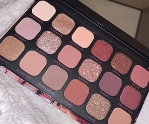 makeup, Nude, and palette image
