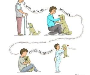 amor, mascota, and love image