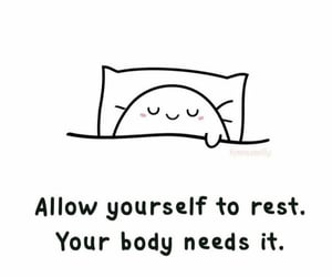 body, relax, and need image