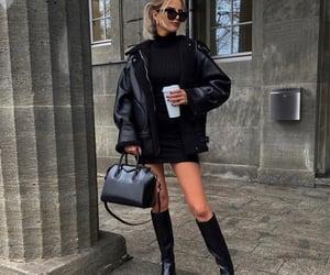 basic, fall fashion, and fashion blogger image