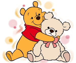 adorable, sweet, and teddy bear image