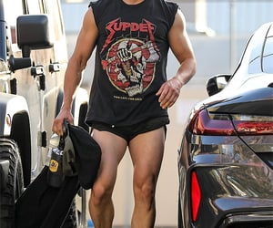 Milo Ventimiglia and 👀 thick thighs save lives image