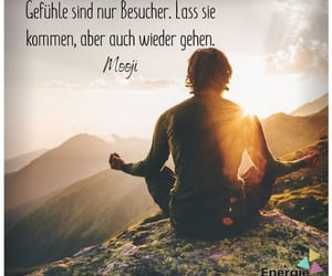 deutsch, spruch, and fühlen image