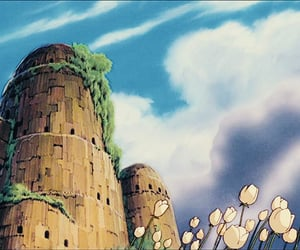 Castle in the Sky and 天空の城ラピュタ image