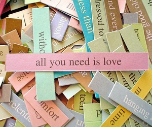 love, quotes, and need image