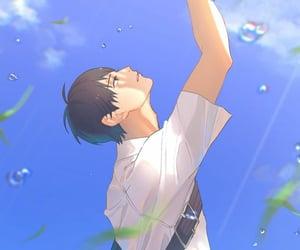 anime, shinsuke kita, and asahi image