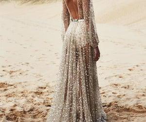 dress, doré, and fashion image
