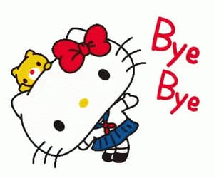 archive, hello kitty, and gifs image