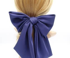 etsy, big hair bow, and stylish hair bow image
