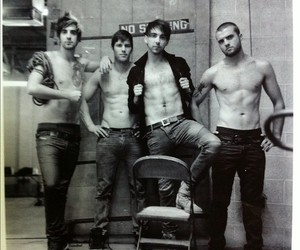 all time low, jack barakat, and zack merrick image