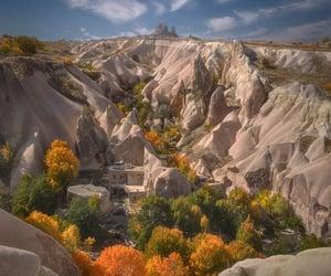 Autumn mood in Cappadocia!