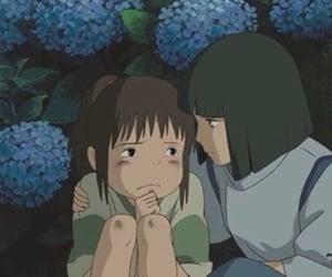 chihiro, 千と千尋の神隠し, and japan image