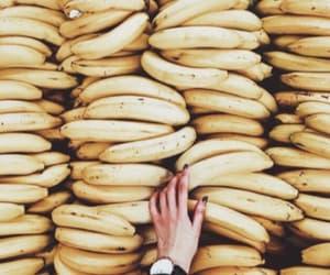 aesthetic and bananas image