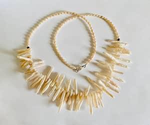 etsy, tribal necklace, and elegant necklace image