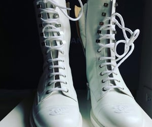 aesthetics, designer, and boots image