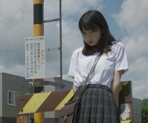 aesthetic, japanese, and schoolgirl image