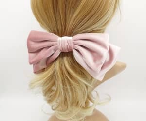 etsy, hair bow for women, and style image