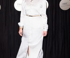 dress, red carpet, and florence pugh image