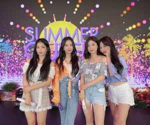 girl group, yuna, and k-pop image