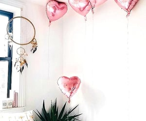balloon, decoration, and indoor design image