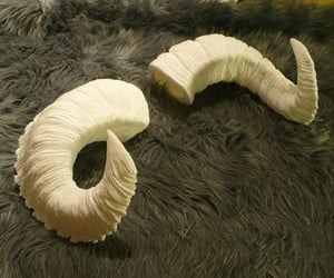aesthetic, design, and horns image